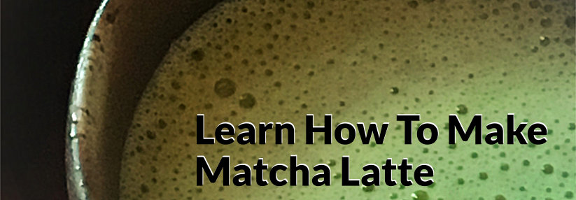 How to make matcha latte at home sei mee tea llc for How to make house green